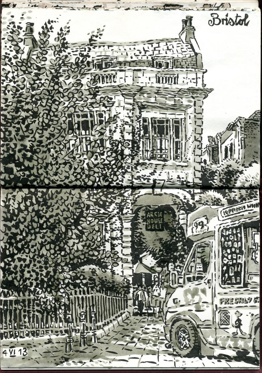 Clifton-Bristol