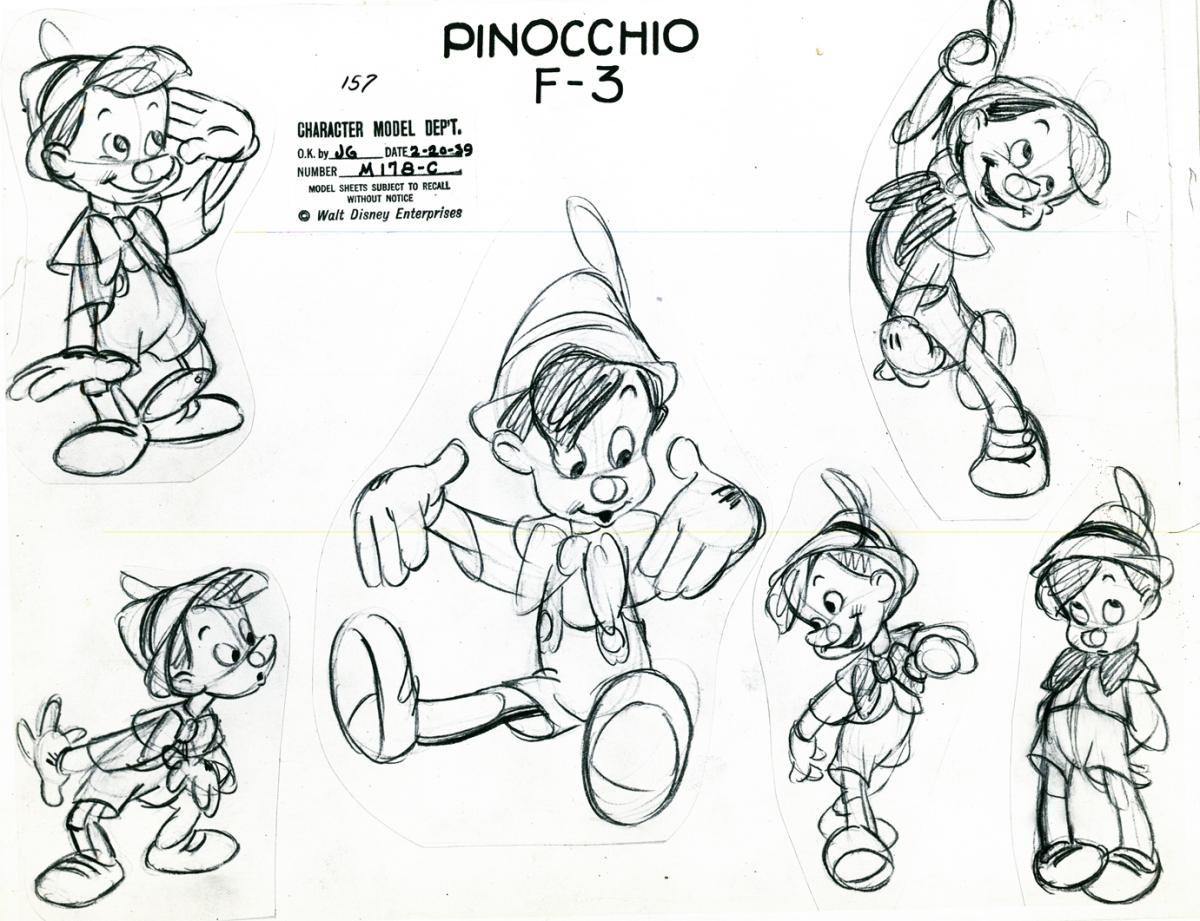 Pinocchio 1-1