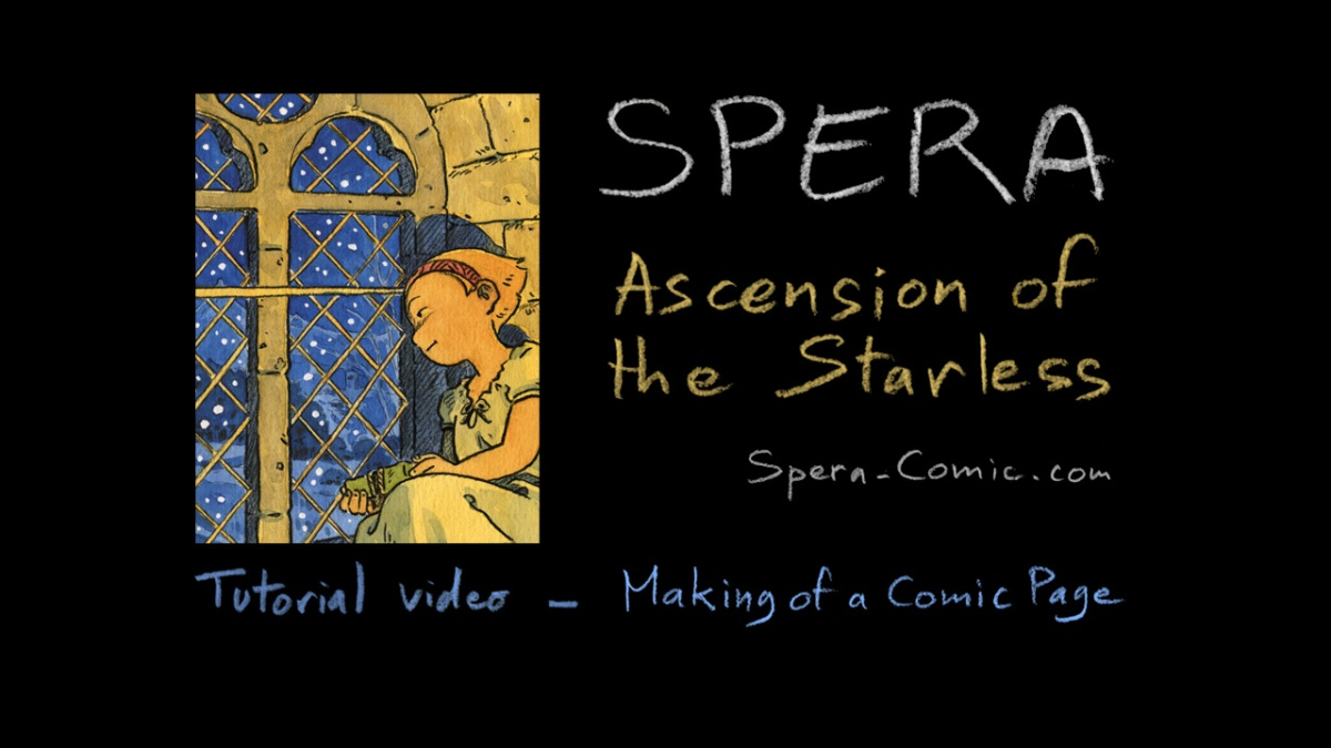The Making of a Comics Page by Atelier Sentô