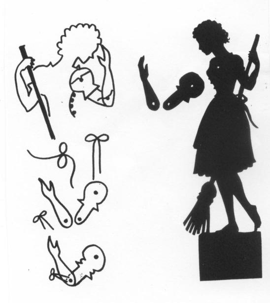 Lotte Reiniger - Pionierin des Trickfilms - v3k4p