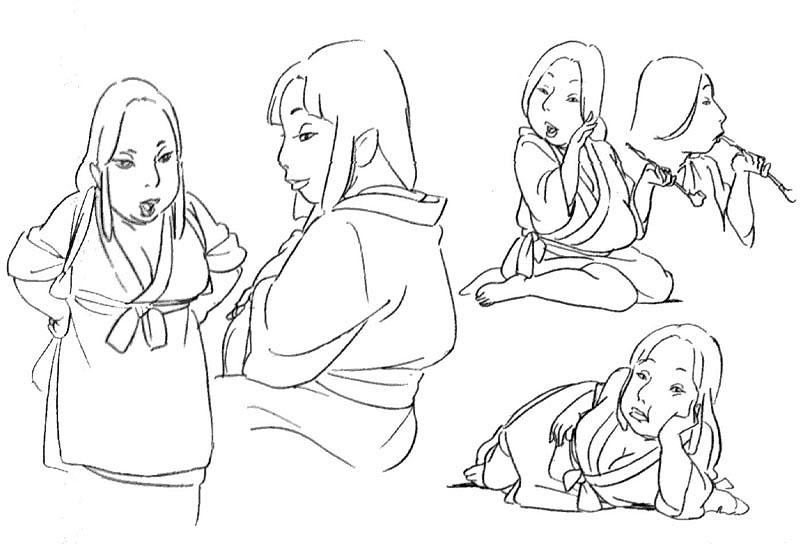 spirited_away_chihiro_concept_art_character_drawing_30